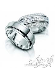Обручальные кольца арт wr-116