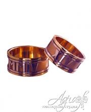 Обручальные кольца арт wr-117