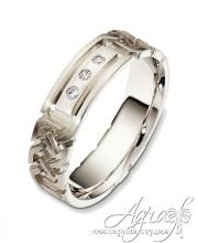 Обручальные кольца арт wr-119