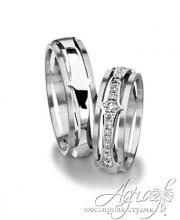 Обручальные кольца арт wr-124