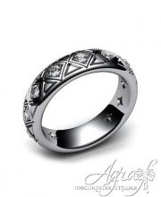 Обручальные кольца арт wr-127