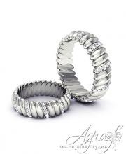 Обручальные кольца арт wr-128