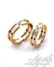 Обручальные кольца арт wr-134