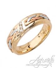 Обручальные кольца арт wr-136