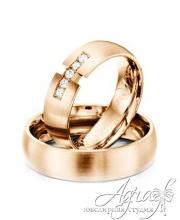 Обручальные кольца арт wr-137
