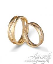 Обручальные кольца арт wr-138