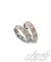 Обручальные кольца арт wr-140