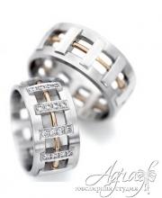 Обручальные кольца арт wr-141