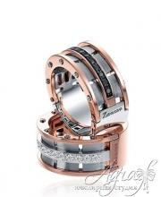 Обручальные кольца арт wr-143
