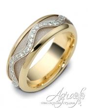 Обручальные кольца арт wr-144