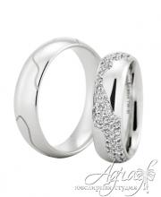Обручальные кольца арт wr-149