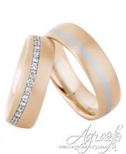 Обручальные кольца арт wr-152