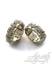 Обручальные кольца арт wr-160