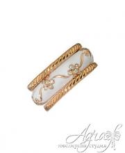Обручальные кольца арт wr-163