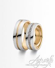 Обручальные кольца арт wr-175